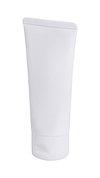 White beauty care tube design element
