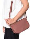 Png leather bag mockup transparent background