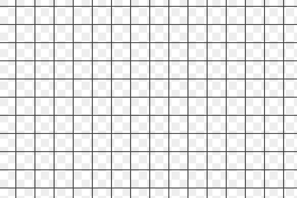 Black grid patterned background layer