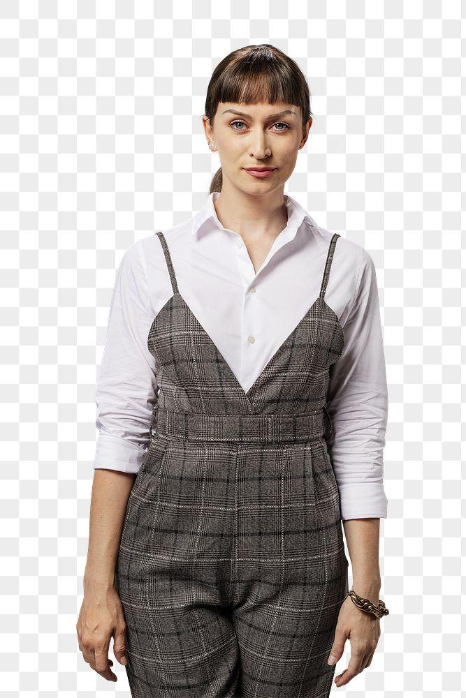 Happy professional woman transparent p ng