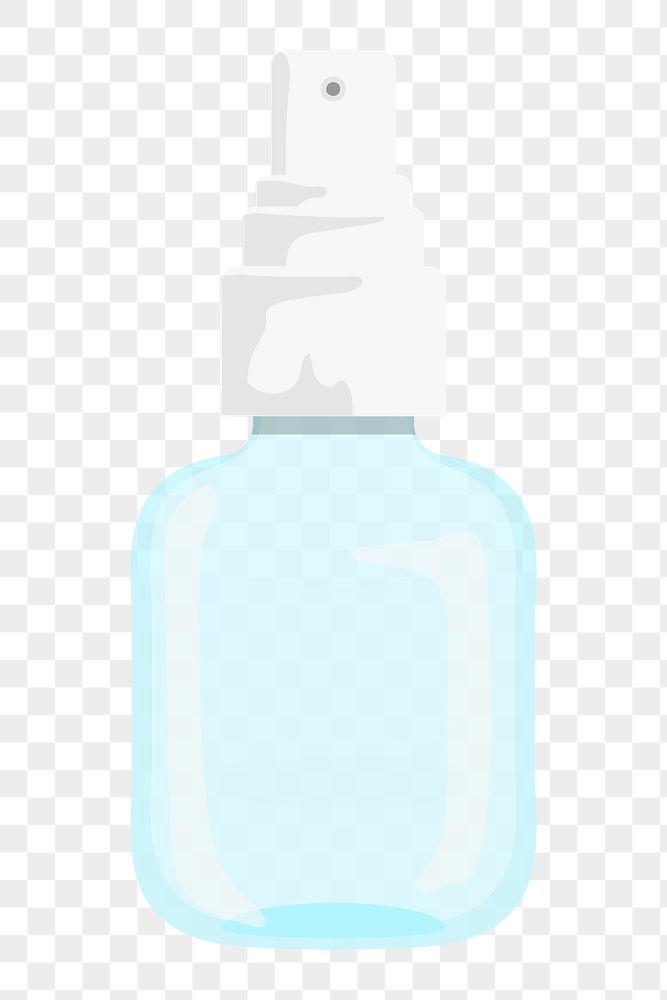Hand sanitizer bottle to anti coronavirus element transparent png