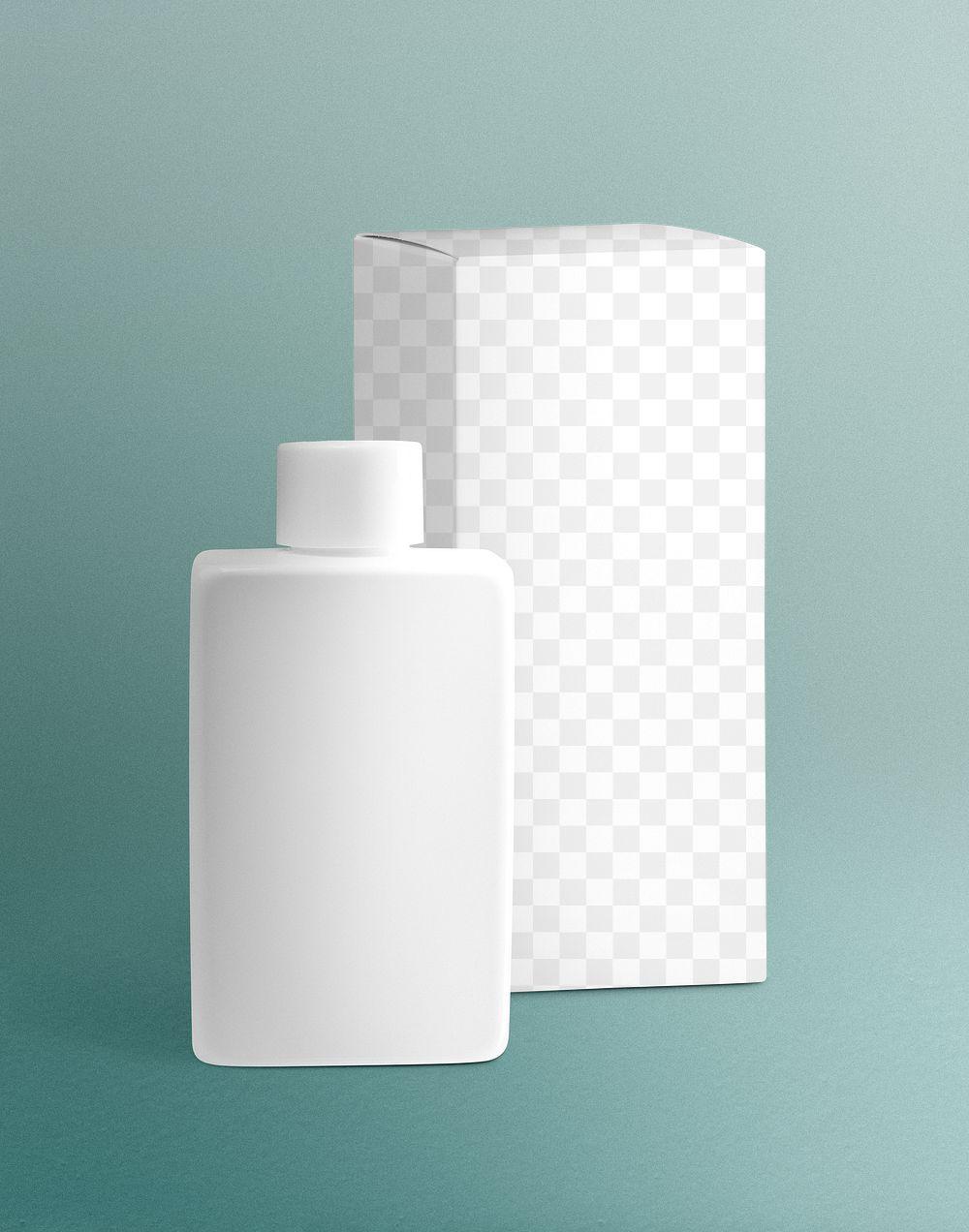 Png hand wash bottle mockup product packaging