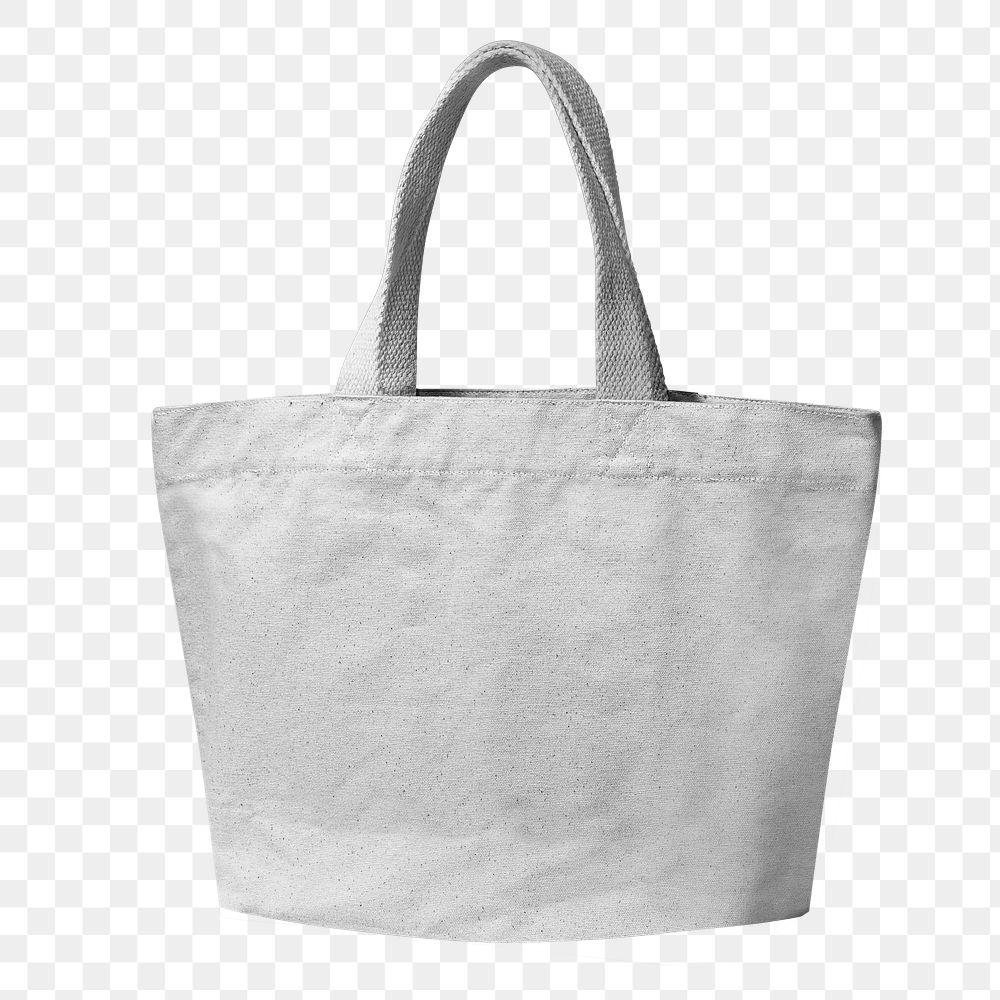 Tote bag mockup png fashion style